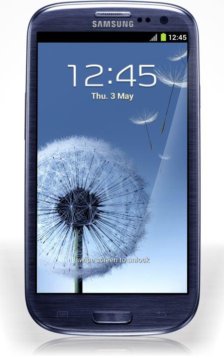 foto del cellulare Samsung Galaxy S3
