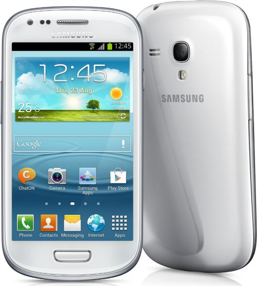 foto del cellulare Samsung Galaxy S3 Mini