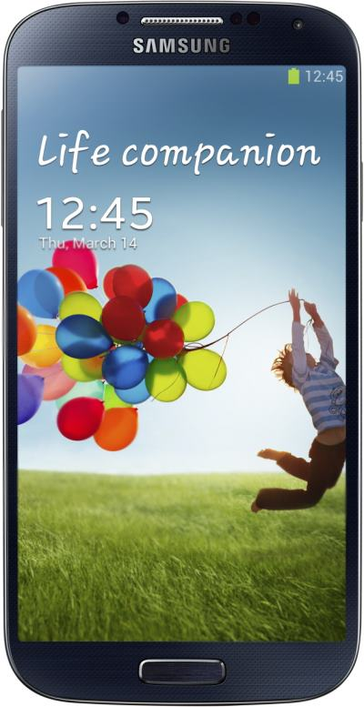 foto del cellulare Samsung Galaxy S4