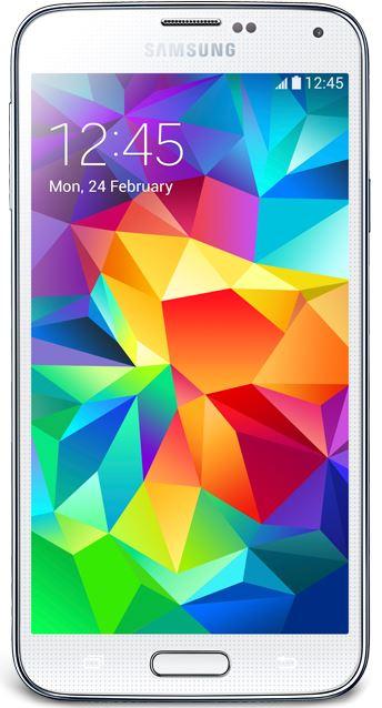 foto del cellulare Samsung Galaxy S5