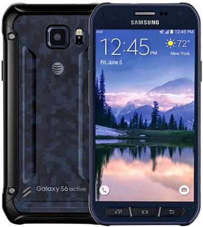 foto del cellulare Samsung Galaxy S6 Active