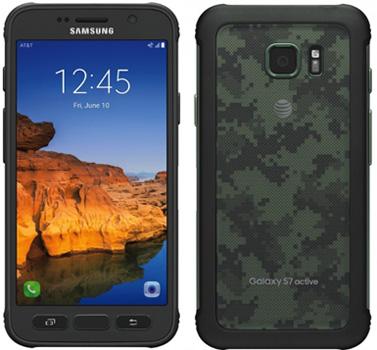 foto del cellulare Samsung Galaxy S7 Active