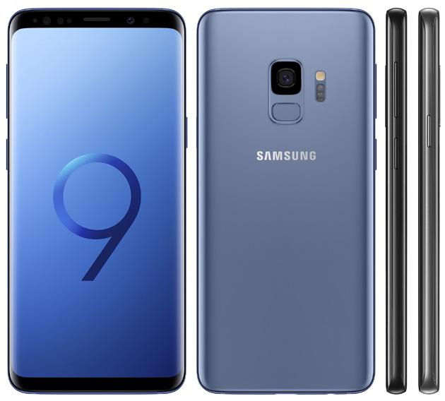 foto del cellulare Samsung Galaxy S9