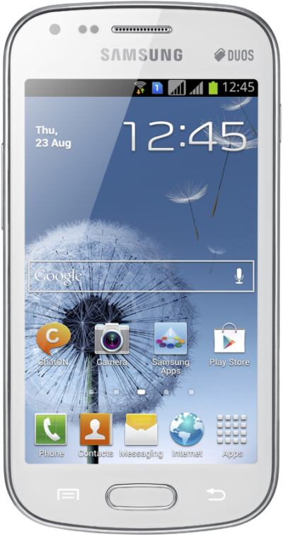 foto scheda Samsung Galaxy Trend