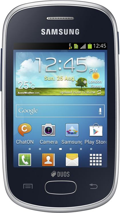 foto del cellulare Samsung Galaxy Star