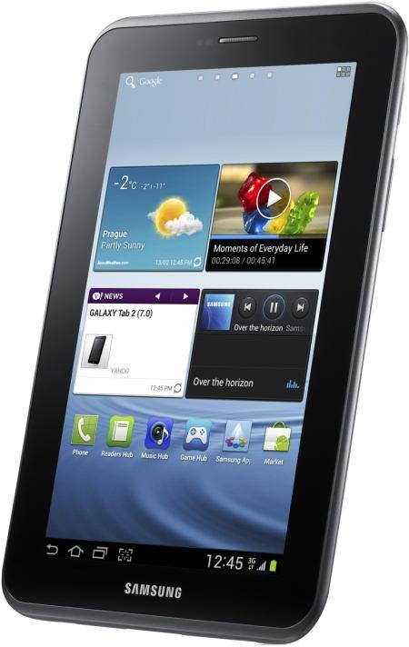foto scheda Samsung Galaxy Tab 2 7.0