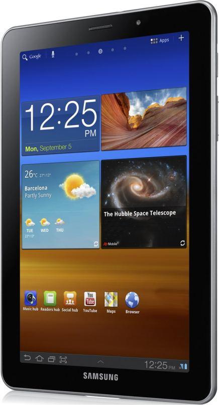 foto scheda Samsung Galaxy Tab 7.7