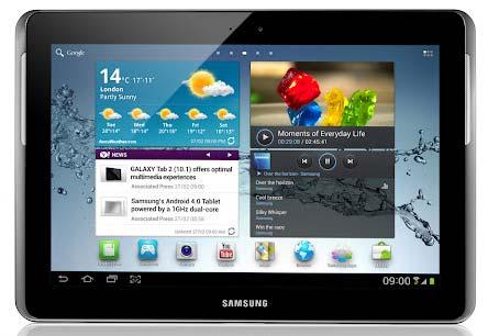 foto del cellulare Samsung Galaxy Tab 2 10.1