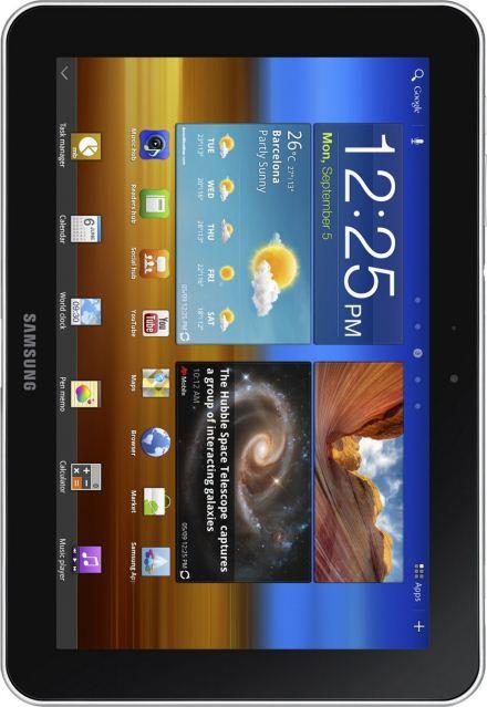 foto del cellulare Samsung Galaxy Tab 8.9 LTE