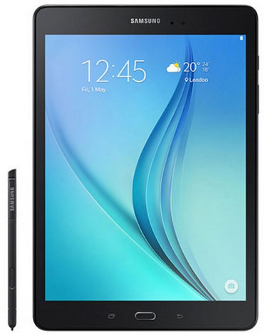 foto del cellulare Samsung Galaxy Tab A con S Pen