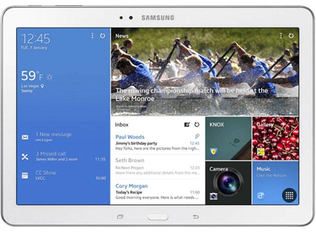 foto del cellulare Samsung Galaxy Tab Pro 10.1