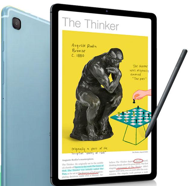 foto del cellulare Samsung Galaxy Tab S6 Lite