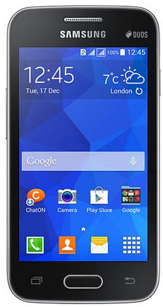 foto del cellulare Samsung Galaxy V