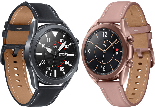 Photo Samsung Galaxy Watch3