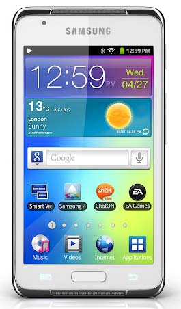 Samsung Galaxy Wifi 4.2