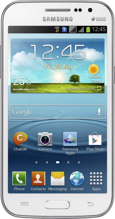 foto del cellulare Samsung Galaxy Win