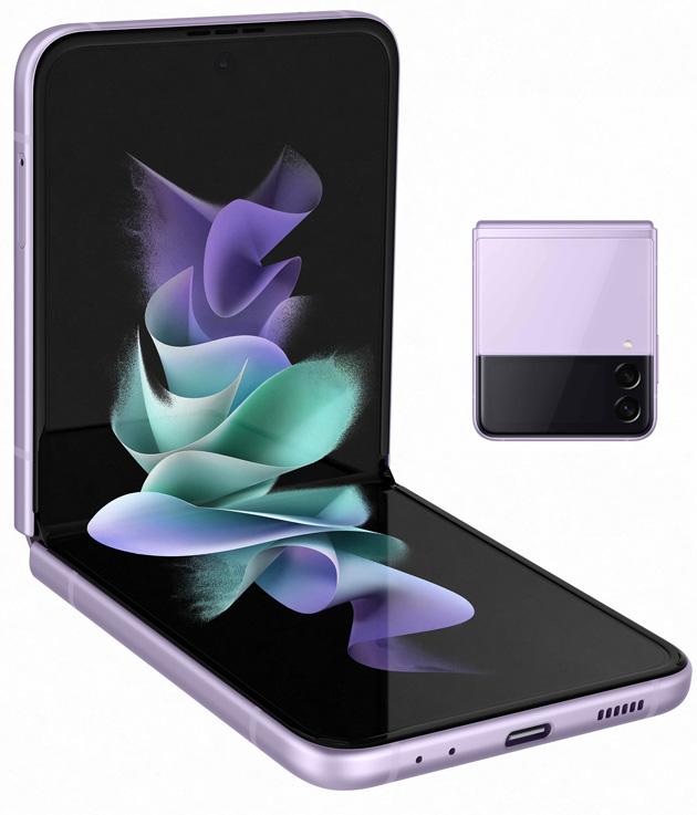 foto del cellulare Samsung Galaxy Z Flip3 5G