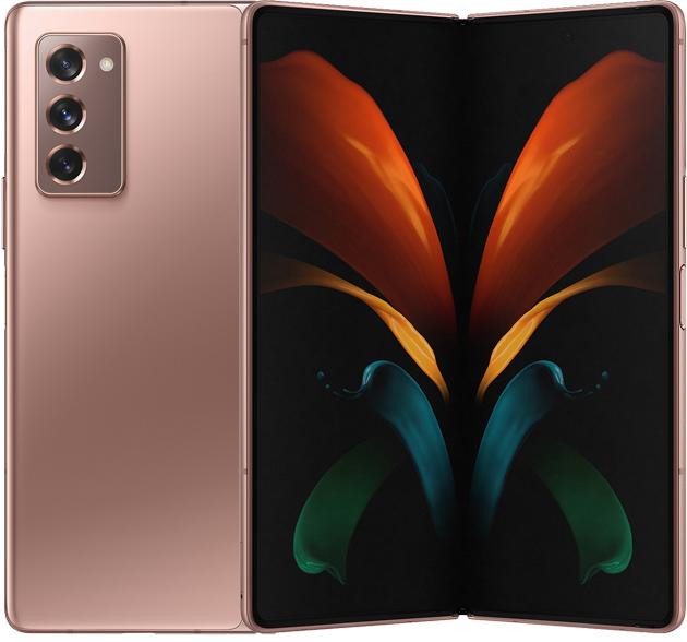 foto del cellulare Samsung Galaxy Z Fold2