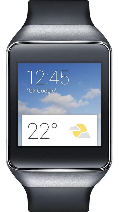 foto del cellulare Samsung Gear Live