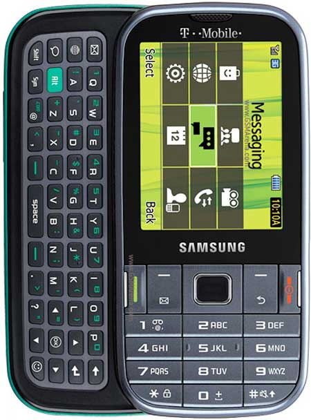 foto del cellulare Samsung Gravity TXT