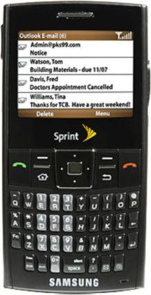 foto del cellulare Samsung i325 Ace