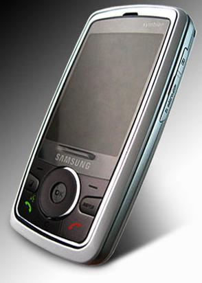 foto del cellulare Samsung i400