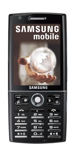 foto del cellulare Samsung I550