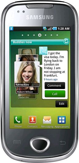 foto del cellulare Samsung Galaxy 3
