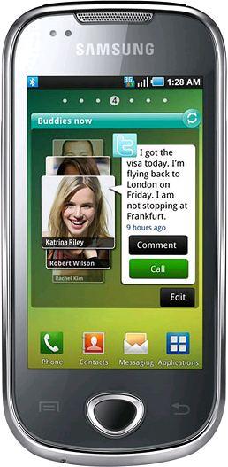 foto scheda Samsung Galaxy 3