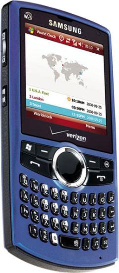 foto del cellulare Samsung i770 Saga