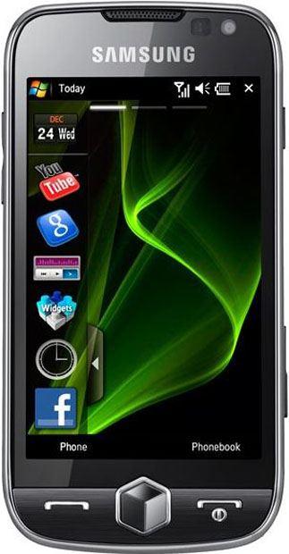 foto del cellulare Samsung Omnia II