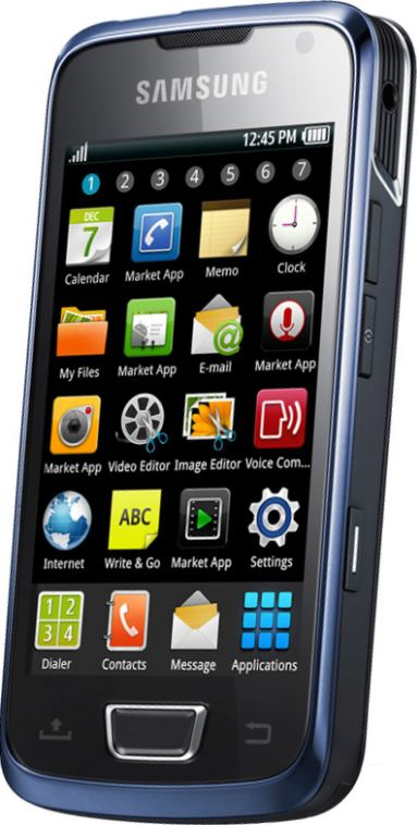 foto del cellulare Samsung Galaxy Beam i8520