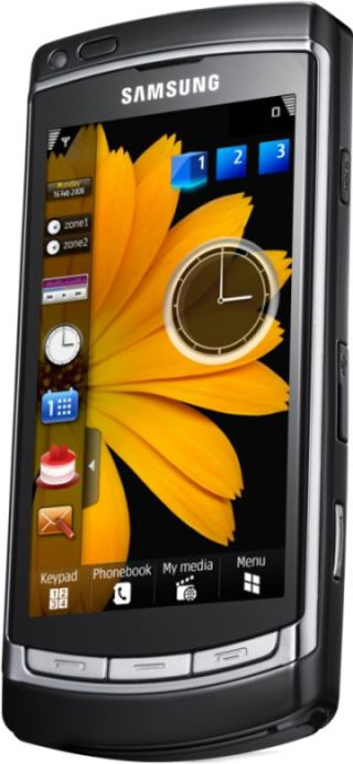 Samsung omnia hd i8910 scheda tecnica specifiche for Immagini hd samsung