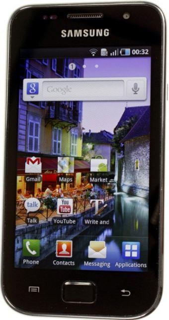 foto del cellulare Samsung Galaxy SCL