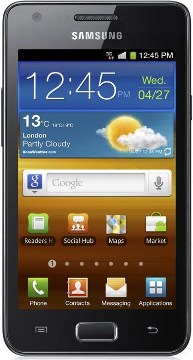 foto del cellulare Samsung Galaxy R
