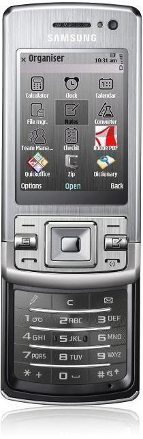 foto del cellulare Samsung L870
