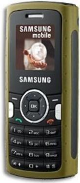 foto del cellulare Samsung M110