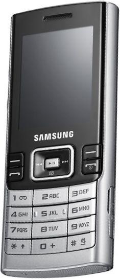 foto del cellulare Samsung M200
