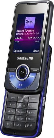 foto del cellulare Samsung M2710