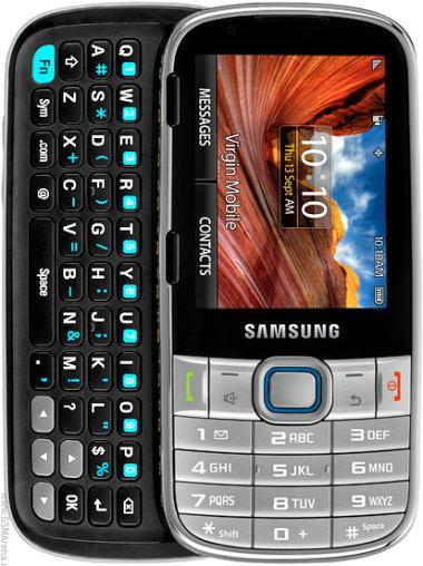 foto del cellulare Samsung Array