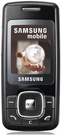 foto del cellulare Samsung M610