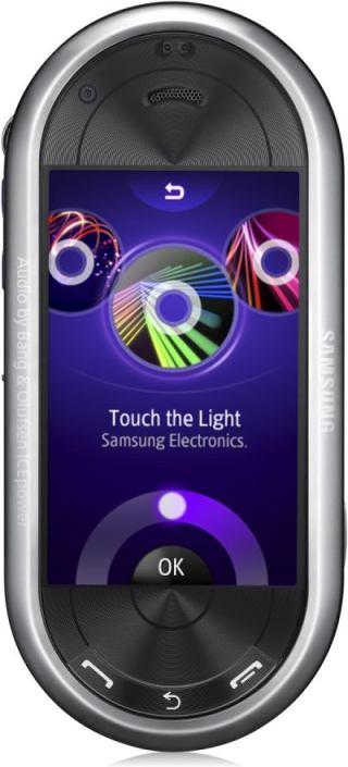 foto del cellulare Samsung Beat DJ M7600