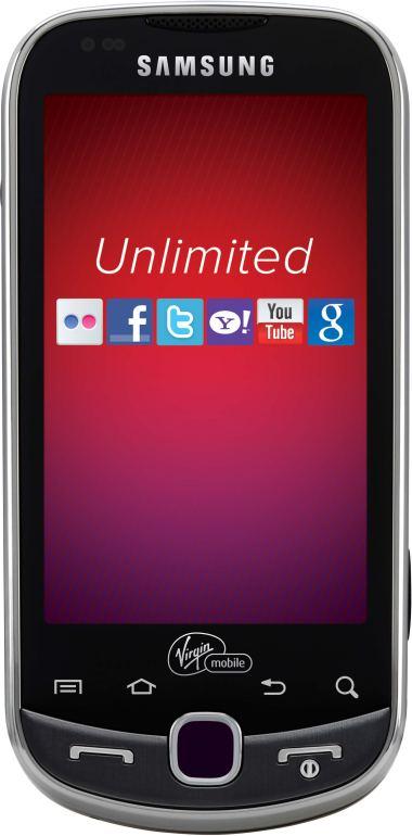 foto del cellulare Samsung Intercept