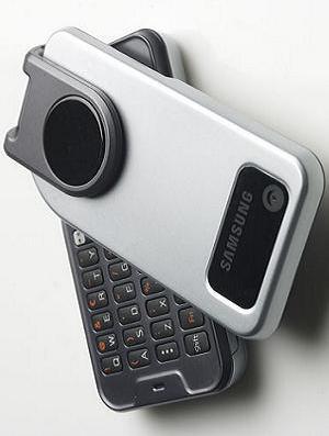 foto del cellulare Samsung P110