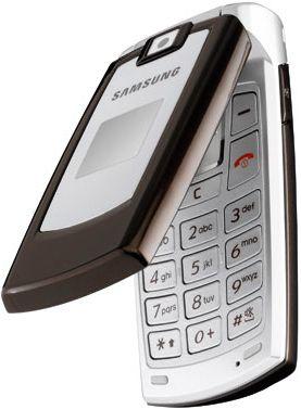 foto del cellulare Samsung P180