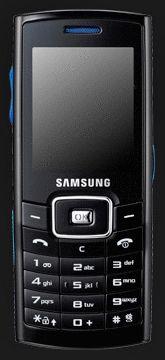 foto del cellulare Samsung P220