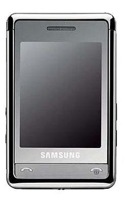 foto del cellulare Samsung P520