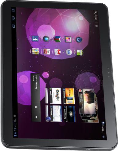 foto del cellulare Samsung Galaxy Tab 10.1