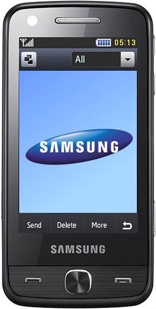 foto del cellulare Samsung M8910 Pixon12