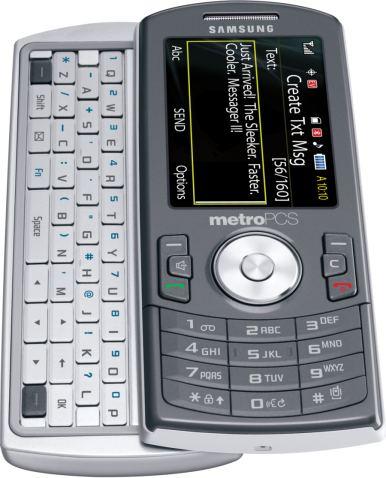foto del cellulare Samsung R560 Messager II